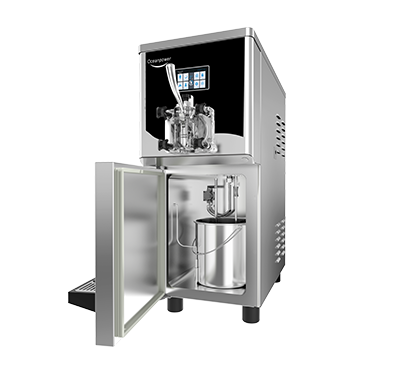 Soft Serve Ice Cream Machine Countertop, Bottom-Up-Tech™