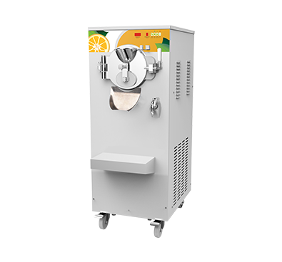 Floor Standing Batch Freezer Gelato Machines —Ideal electronic batch freezers for any ice cream manufacturer